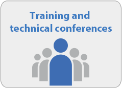 Training and technical conferences