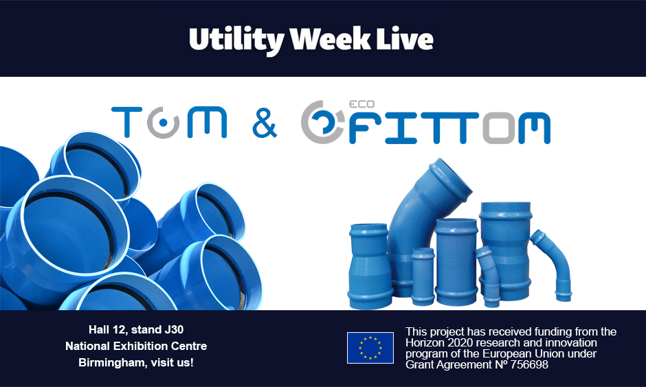 Molecor, present at Utility Week Live 2018
